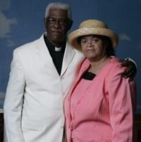Bishop and Sis Brown